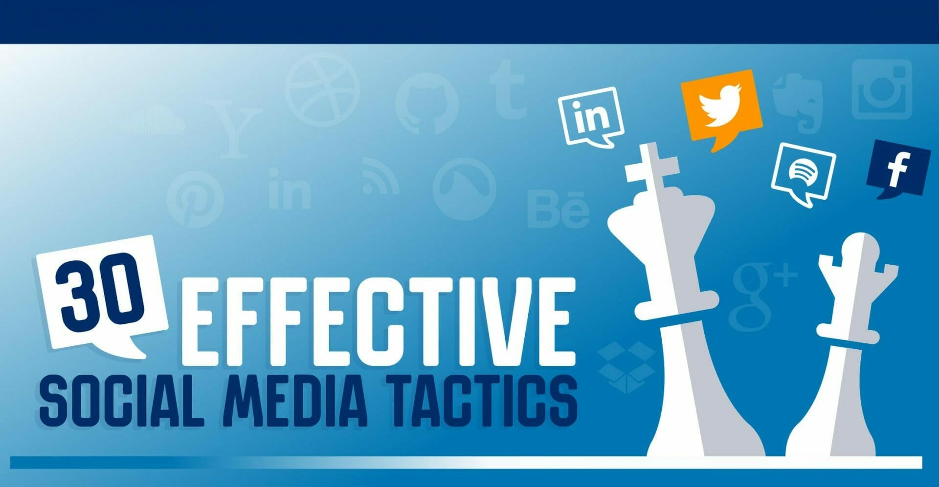 The Effective Social Media Tactics You Need To Try Today