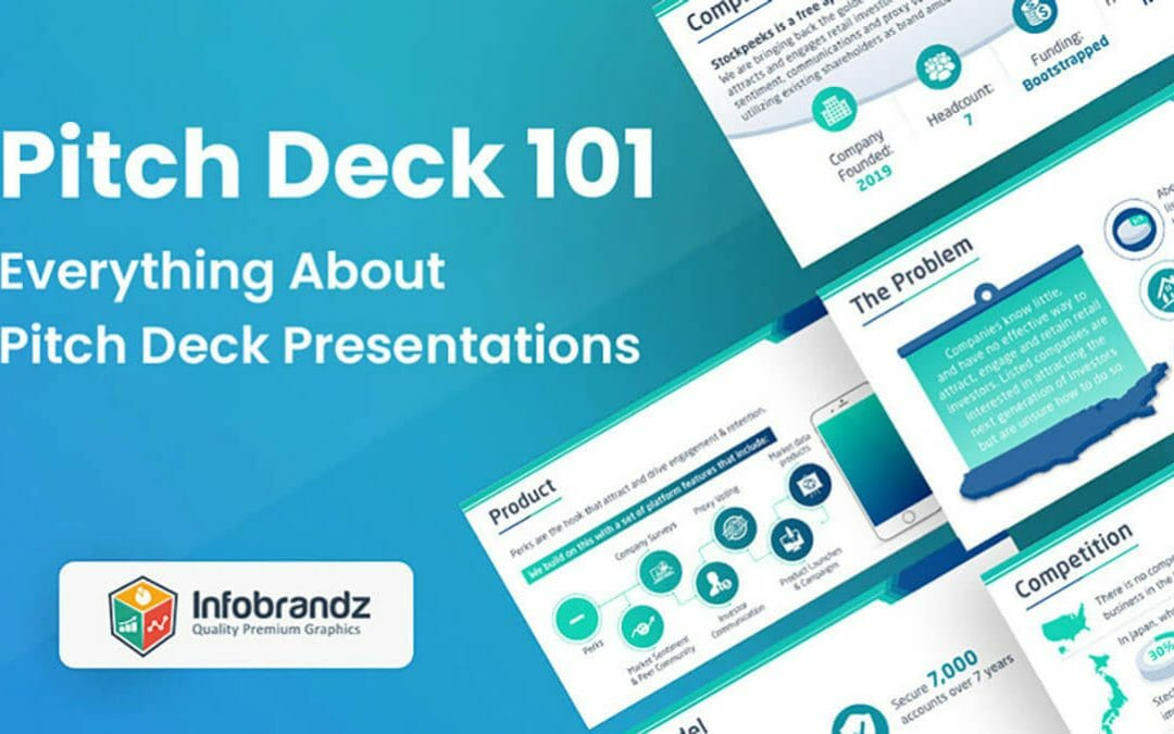 Pitch Deck 101 : All About Pitch Deck Designing & Marketing